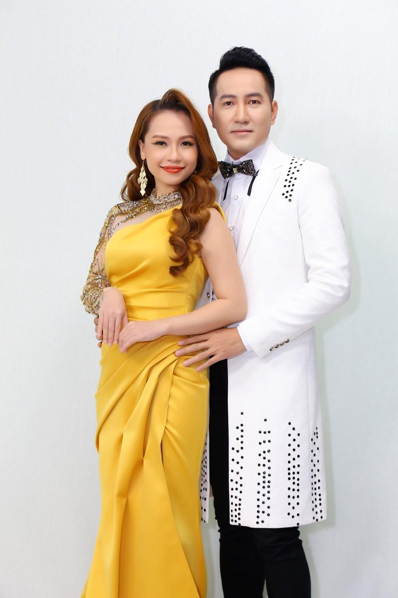 Nguyễn Phi Hùng, Vy Oanh và Việt Quang song ca với thí sinh - ảnh 1