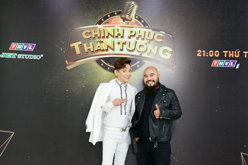 Nguyễn Phi Hùng, Vy Oanh và Việt Quang song ca với thí sinh - ảnh 3