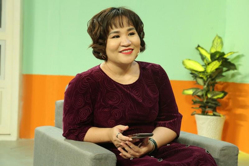 Ca sĩ Huỳnh Tú thừa nhận hay nổi nóng với chồng kém 5 tuổi - ảnh 4