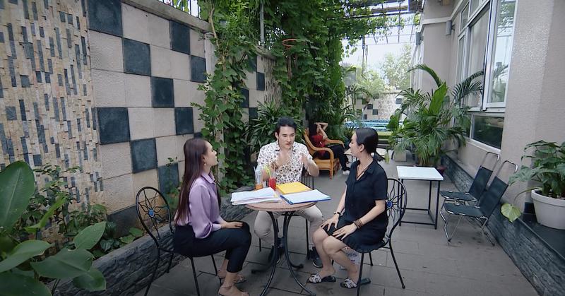 Nhân vật Hà Trí Quang suýt mất trí nhớ vì thiếu máu não - ảnh 3