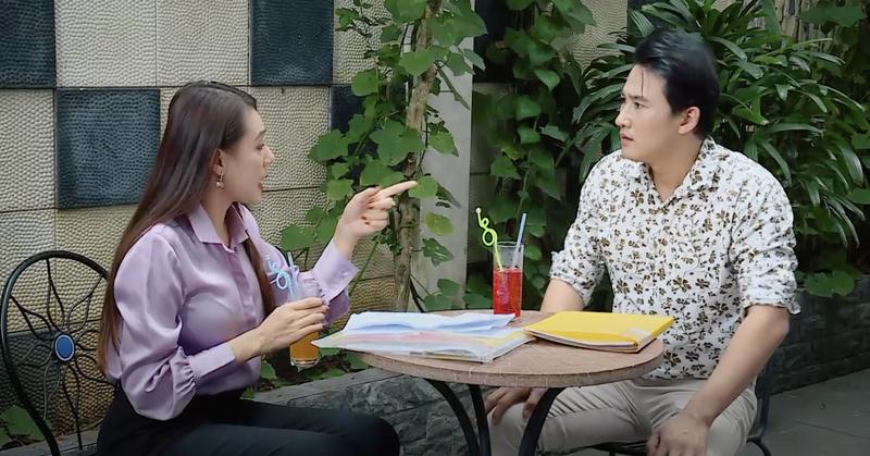 Nhân vật Hà Trí Quang suýt mất trí nhớ vì thiếu máu não - ảnh 1