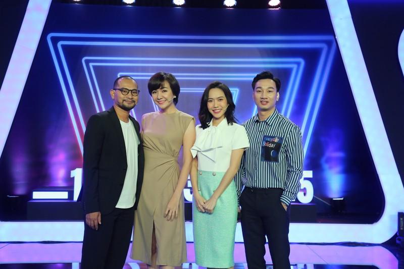 Đạo diễn Huỳnh Đông thừa nhận 'sợ vợ' trên sóng truyền hình - ảnh 1