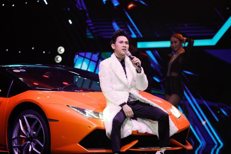 Nguyên Vũ khẳng định không mượn siêu xe để 'sống ảo' - ảnh 1