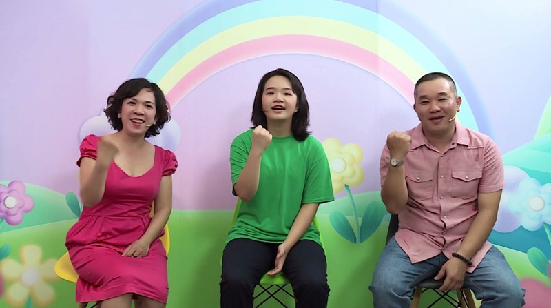 MC Hoàng Rapper khuyên cha mẹ thường xuyên chia sẻ với con - ảnh 2
