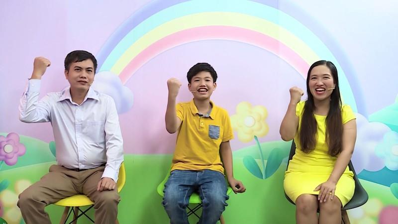 MC Hoàng Rapper khuyên cha mẹ thường xuyên chia sẻ với con - ảnh 3