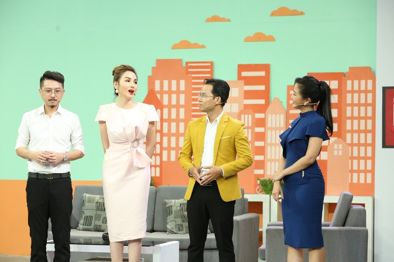 Hứa Minh Đạt tấm tắc khen Lâm Vỹ Dạ trên sóng truyền hình - ảnh 1