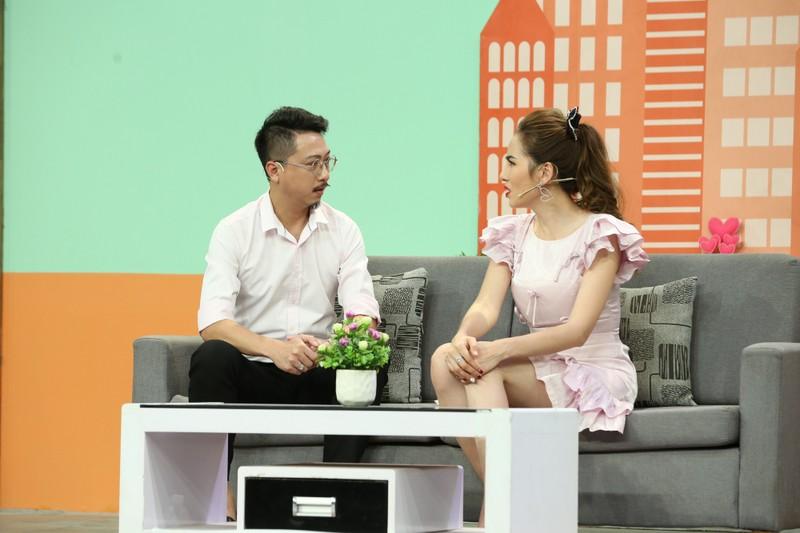 Hứa Minh Đạt tấm tắc khen Lâm Vỹ Dạ trên sóng truyền hình - ảnh 2