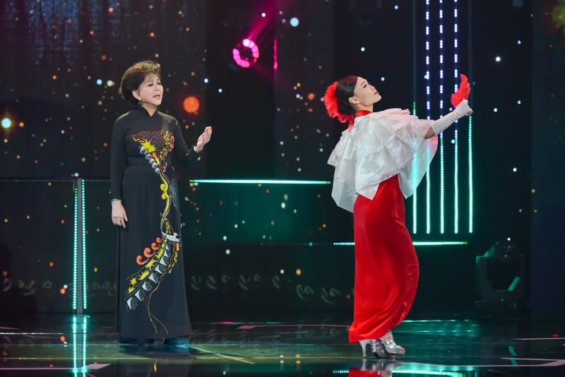 Giao Linh 'chậm nước mắt liên tục' khi nghe Tina Ngọc Nữ hát - ảnh 4