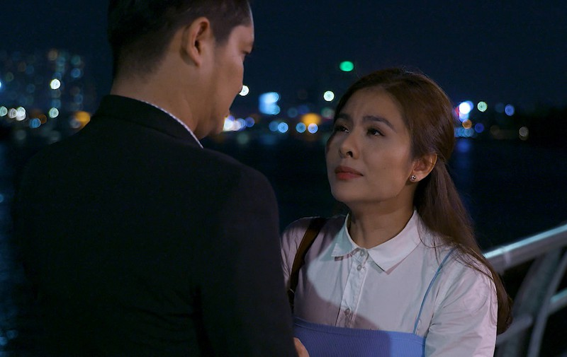 Khiêm phản bội bạn gái Thanh Vân để giành hợp đồng làm ăn  - ảnh 3