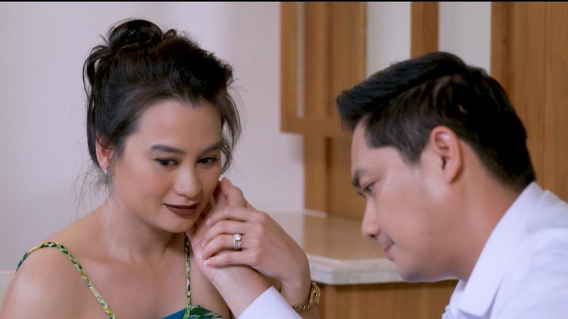 Thanh Vân giúp Khiêm lẻn vào phòng của 'cậu chủ' Đăng Duy - ảnh 4