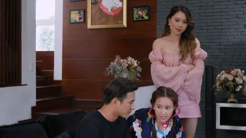 Thanh Vân giúp Khiêm lẻn vào phòng của 'cậu chủ' Đăng Duy - ảnh 5