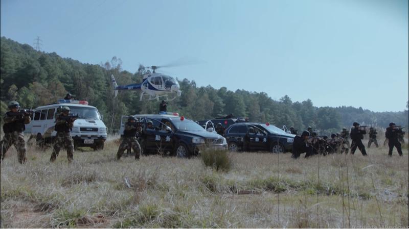 'Nằm vùng trở về' - Phim hình sự trinh thám đặc sắc lên sóng VTV9 - ảnh 2