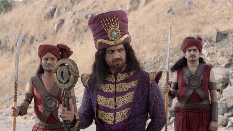 Aladdin dùng kỹ năng 'siêu trộm' để cứu công chúa Yasmine khỏi ngục tối - ảnh 3