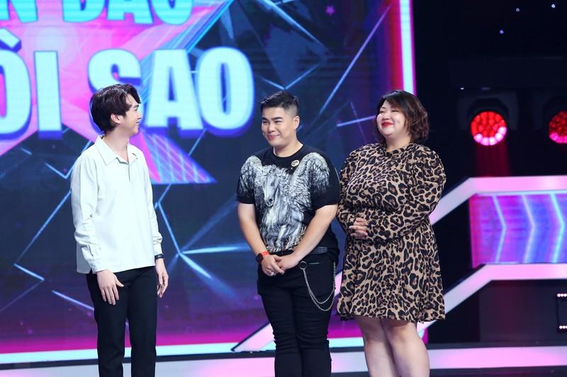 Nhạc sĩ Nguyễn Đình Vũ hoá sói khiến TiTi (nhóm HKT) 'khóc mếu' - ảnh 1