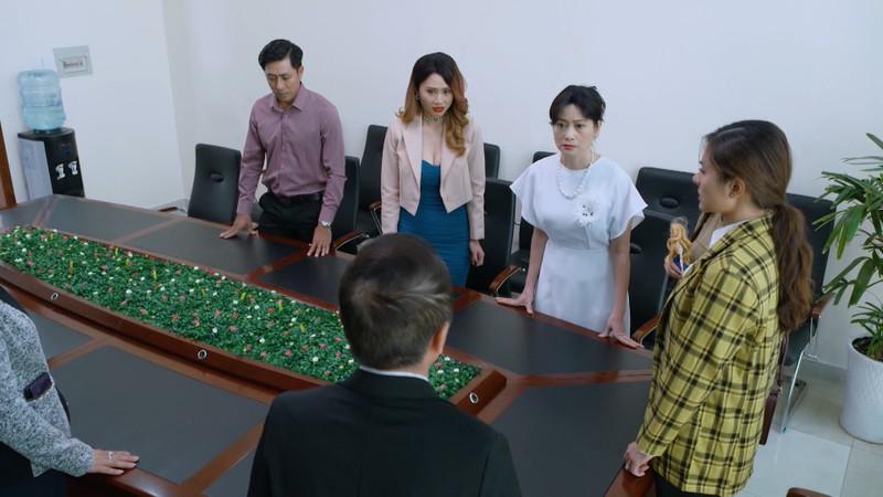 Thanh Vân trở thành Chủ tịch trong sự ngỡ ngàng của mẹ con Khiêm - ảnh 4