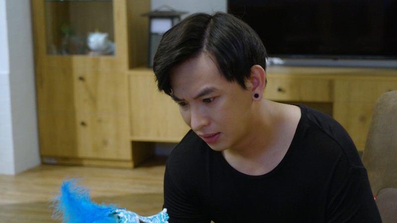 Bà Thúy bày mưu cho con trai Khiêm 'cưỡng bức' Thanh Vân - ảnh 1