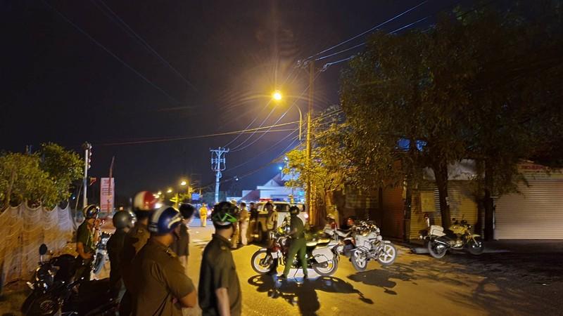 Tuấn 'khỉ' bị tiêu diệt tại huyện Củ Chi - ảnh 1