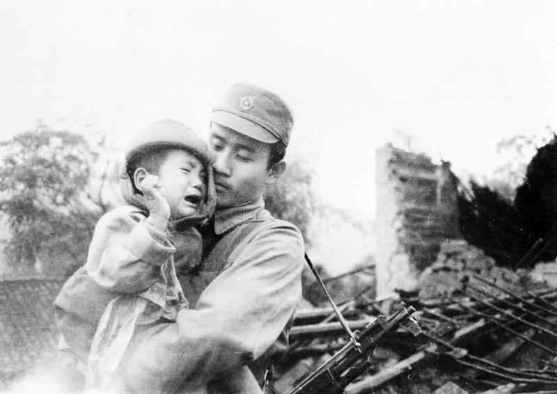 Chùm ảnh: 41 năm cuộc chiến đấu bảo vệ biên giới phía Bắc - ảnh 5