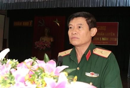 Chống COVID-19: Quân khu 7 lập BCH lâm thời Phòng thủ dân sự  - ảnh 1