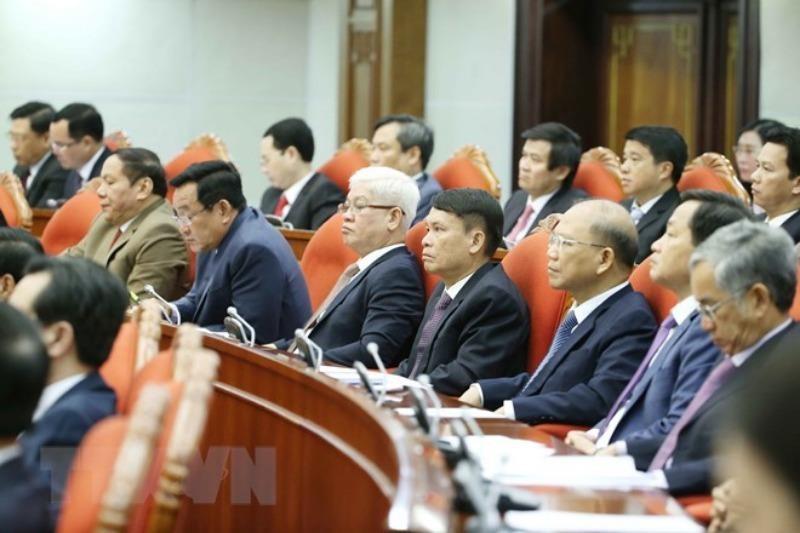 Tổng Bí thư: Công tác nhân sự là việc hệ trọng của đất nước - ảnh 3