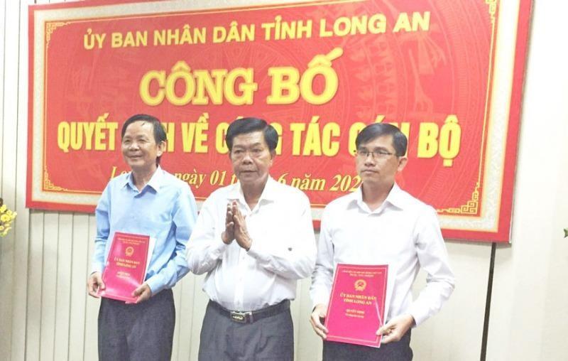 Ông Lê Hồng Phước làm giám đốc Đài PT&TH Long An - ảnh 1
