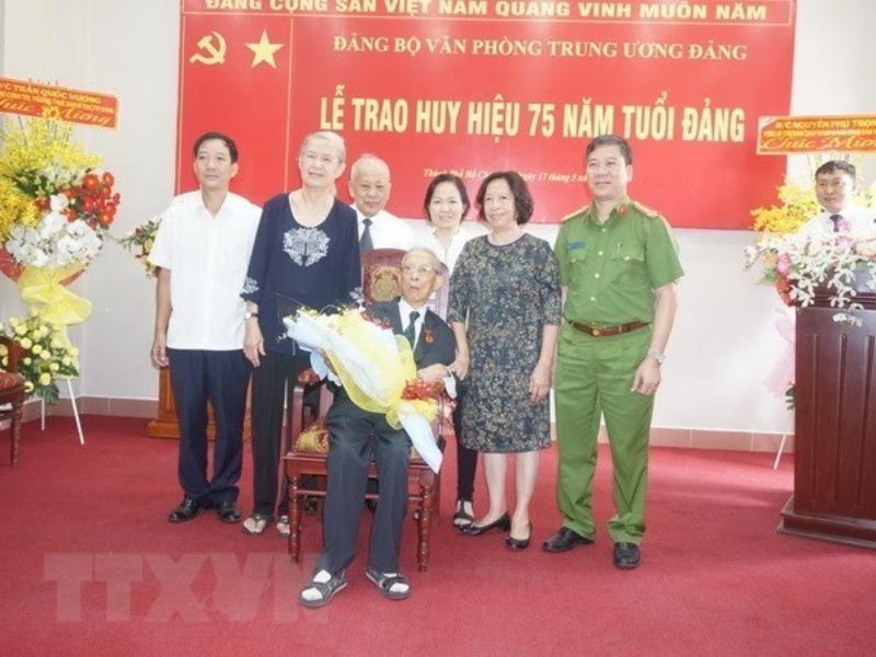 Nhà tình báo bậc thầy Trần Quốc Hương qua đời - ảnh 1