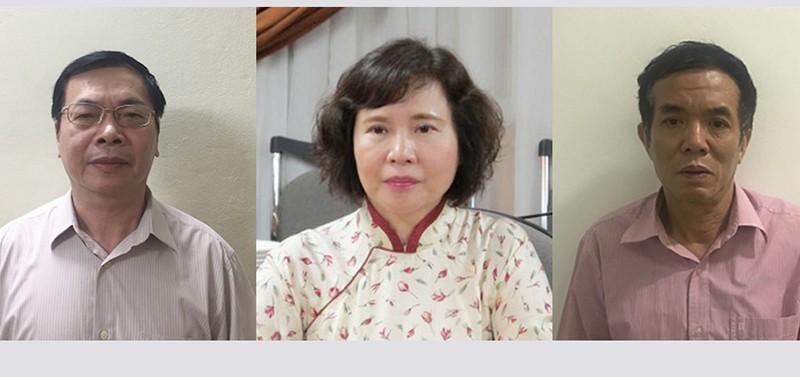 Bộ Công an thông tin khởi tố các cựu lãnh đạo Bộ Công Thương - ảnh 1