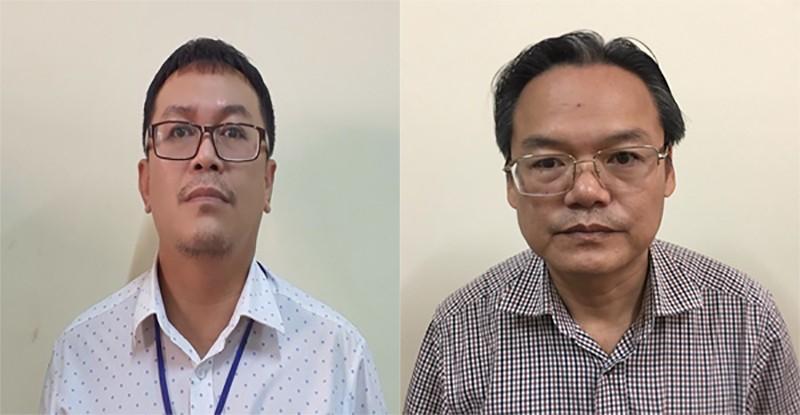 Ông Trần Vĩnh Tuyến và 4 người bị khởi tố vì sai phạm ở SAGRI - ảnh 1