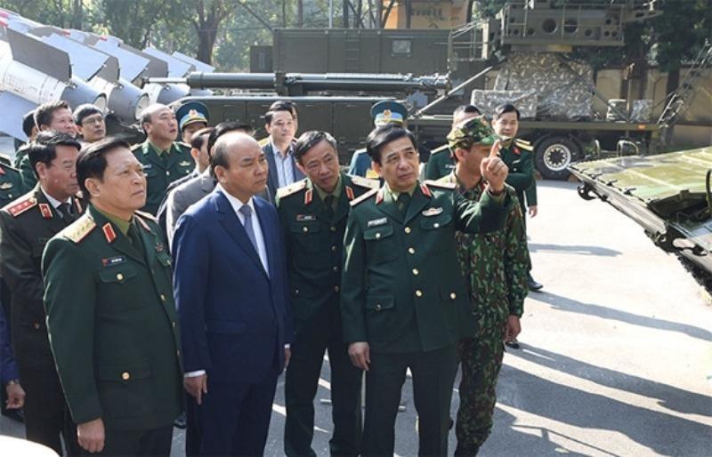 Bộ Quốc Phòng: Xây dựng quân đội tinh, gọn, mạnh và cơ động - ảnh 2