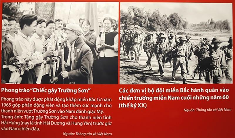 Triển lãm chuyên đề 'Việt Nam - Độc lập, Tự cường'  - ảnh 2