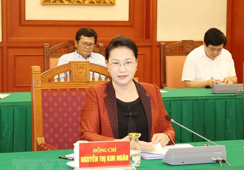 Tổng Bí thư chủ trì họp Tiểu ban Văn kiện Đại hội XIII - ảnh 2