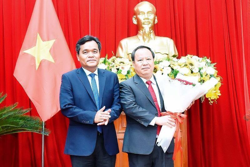 Nhân sự mới các tỉnh Yên Bái, Kon Tum và Gia Lai - ảnh 3