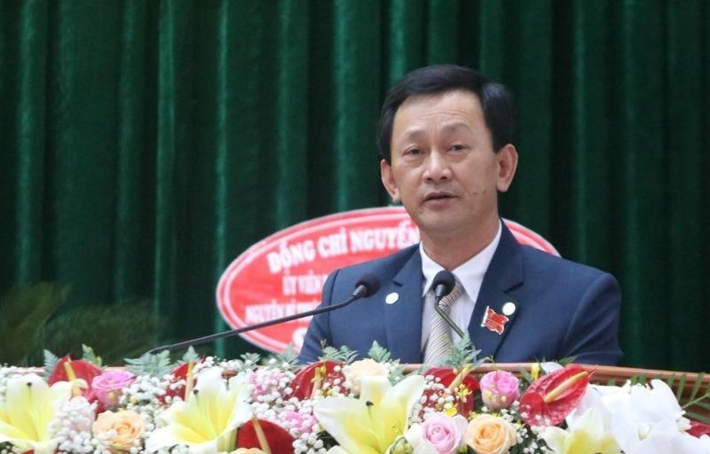 Nhân sự mới các tỉnh Yên Bái, Kon Tum và Gia Lai - ảnh 2