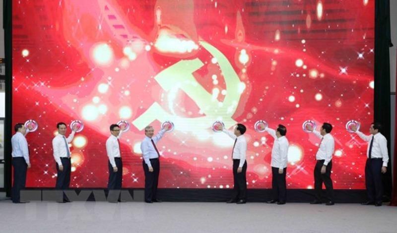 Chính thức khai trương Trang tin điện tử Đại hội XIII của Đảng - ảnh 2