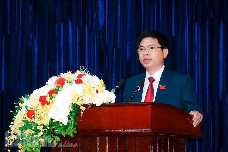 Ông Trương Quốc Huy làm chủ tịch UBND tỉnh Hà Nam - ảnh 1