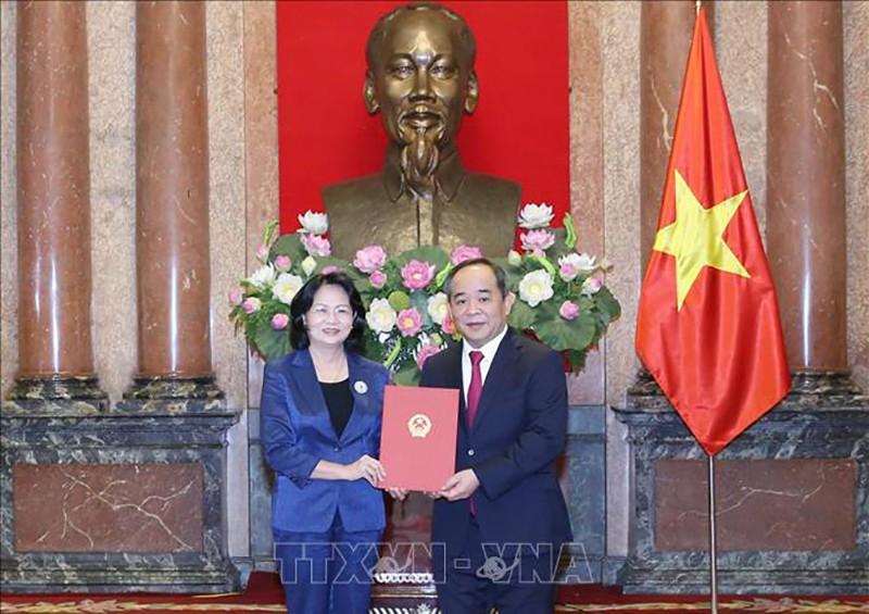 Ông Lê Khánh Hải làm Phó Chủ nhiệm Văn phòng Chủ tịch nước - ảnh 1