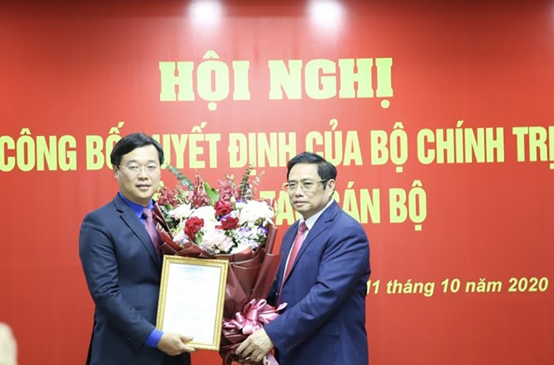 Giới thiệu ông Lê Quốc Phong để bầu làm Bí thư Đồng Tháp - ảnh 1