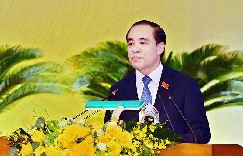Vĩnh Phúc, Tuyên Quang... và nhiều tỉnh đã bầu Bí thư Tỉnh ủy - ảnh 2
