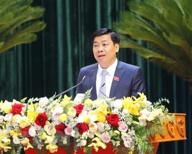 Vĩnh Phúc, Tuyên Quang... và nhiều tỉnh đã bầu Bí thư Tỉnh ủy - ảnh 3