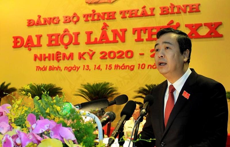 Đắk Nông có tân Bí thư Tỉnh ủy nhiệm kỳ 2020 - 2025 - ảnh 3