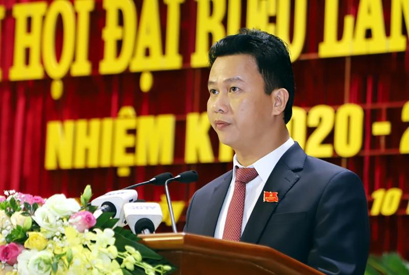 Ông Đặng Quốc Khánh tiếp tục làm Bí thư Tỉnh ủy Hà Giang - ảnh 1