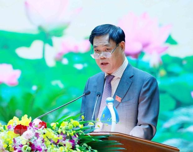 Bộ Chính trị phân công nhiệm vụ mới cho ông Sơn Minh Thắng - ảnh 1
