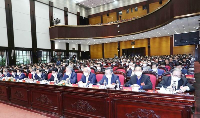 Tổng bí thư, chủ tịch nước chủ trì Hội nghị cán bộ toàn quốc - ảnh 4