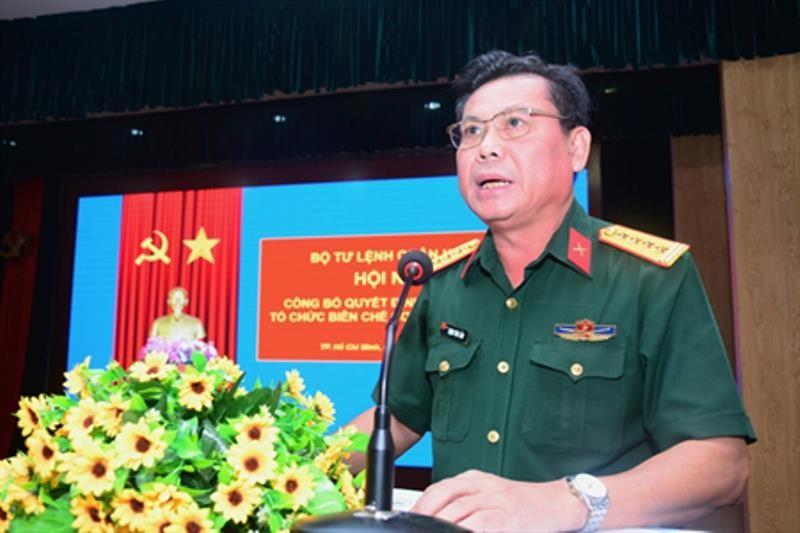 Bộ Quốc phòng có 2 tân Phó Tư lệnh - ảnh 2