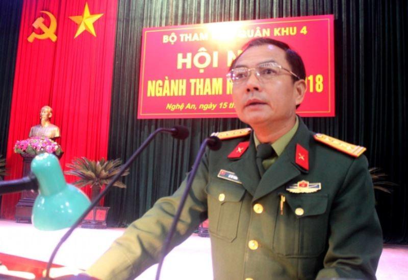 Bộ Quốc phòng có 2 tân Phó Tư lệnh - ảnh 1