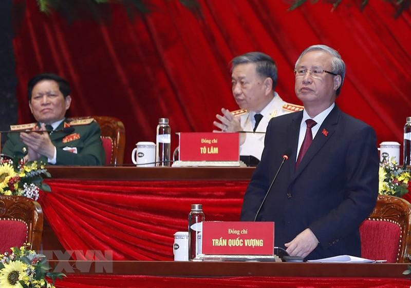 Tổng bí thư,Thủ tướng tái đắc cử Ban Chấp hành Trung ương XIII - ảnh 1