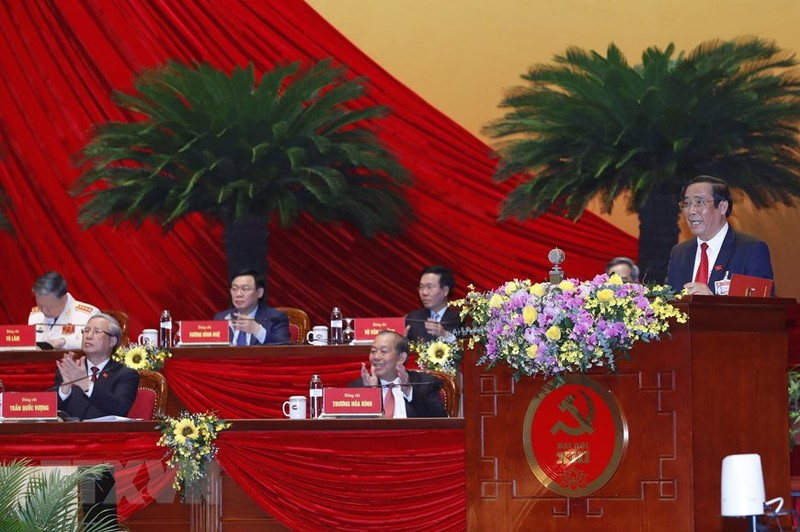 Tổng bí thư,Thủ tướng tái đắc cử Ban Chấp hành Trung ương XIII - ảnh 2