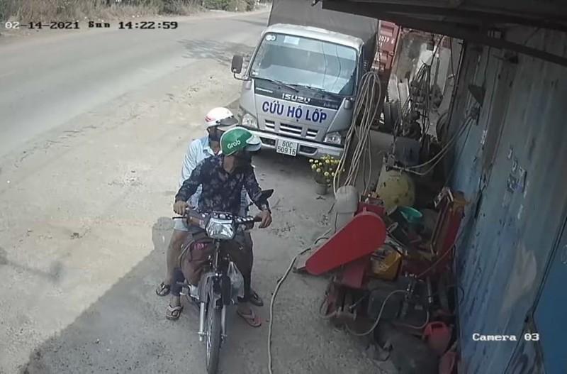 Thủ Đức: Tiệm vá lốp ô tô bị trộm đồ nghề vào mùng 3 Tết - ảnh 1