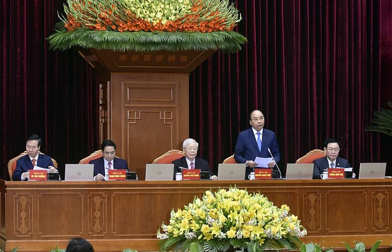 Bộ Chính trị trình TW kiện toàn các chức danh lãnh đạo cấp cao - ảnh 2