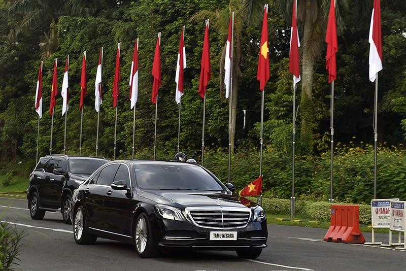 Hình ảnh chuyến công du đầu tiên của Thủ tướng Phạm Minh Chính - ảnh 1